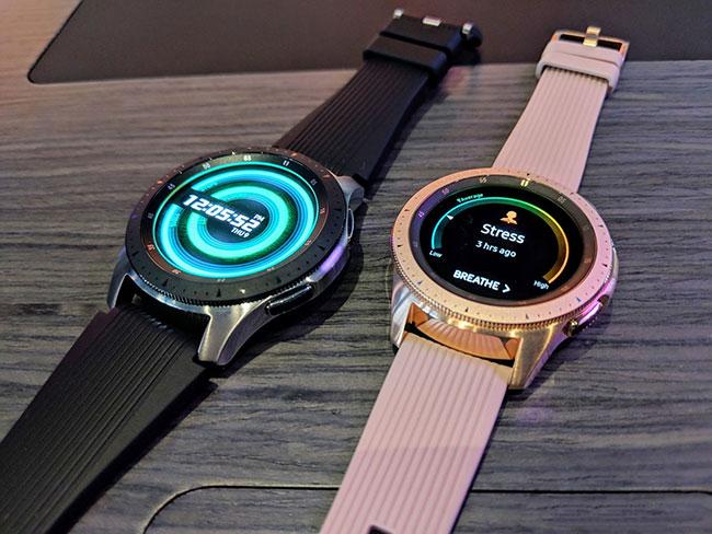 dây đồng hồ Galaxy Watch 42 chính hãng tại Hà Nội