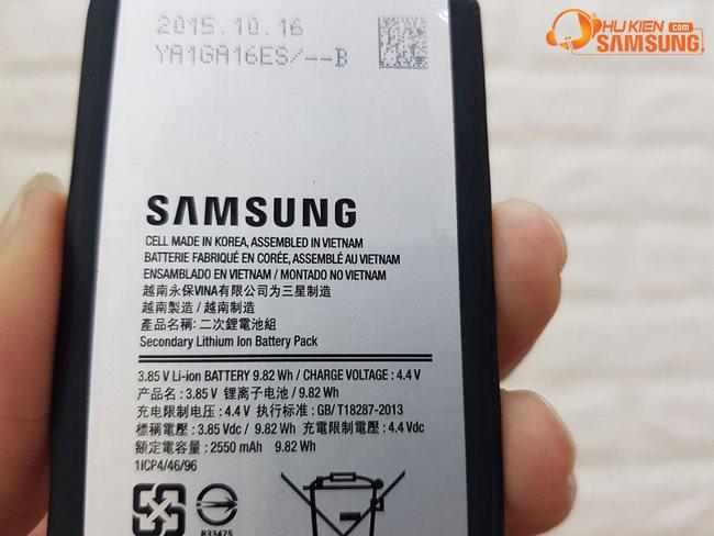 Thay Pin Galaxy S6 lấy ngay Hà Nội