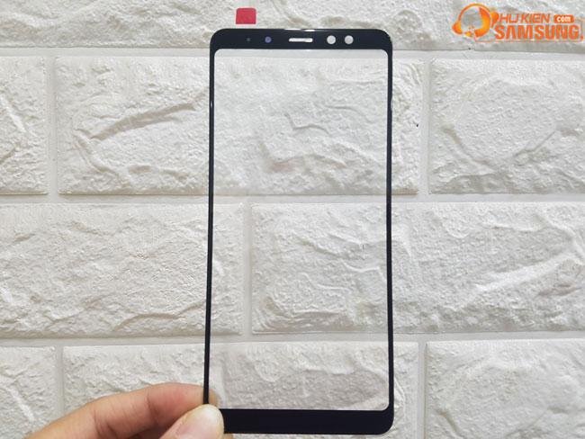 Thay mặt kính màn hình Galaxy A7 2018 chính hãng