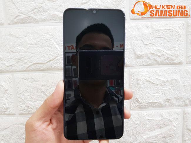 Ép kính màn hình Galaxy A70 chính hãng