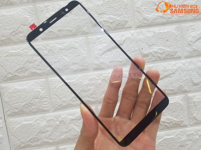 Ép kính Galaxy J6 Plus chính hãng Samsung