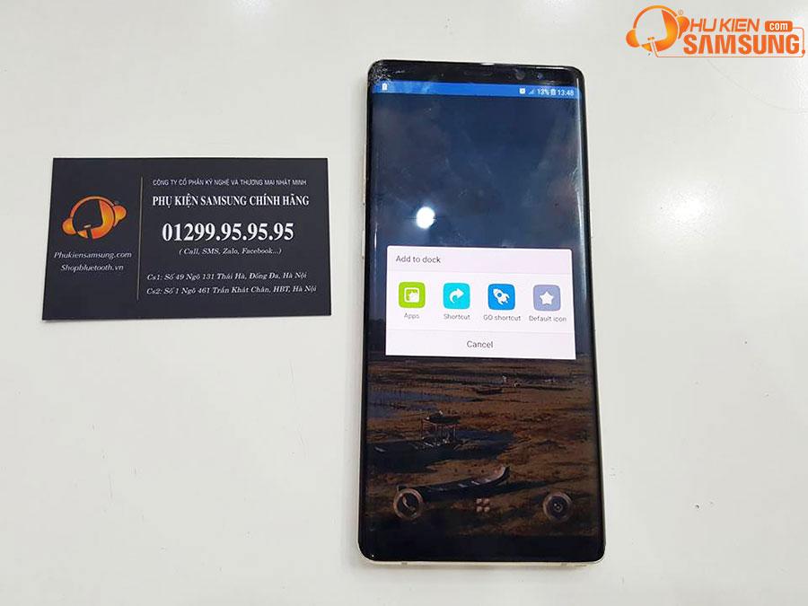 Thay mặt kính Galaxy Note 9 chính hãng