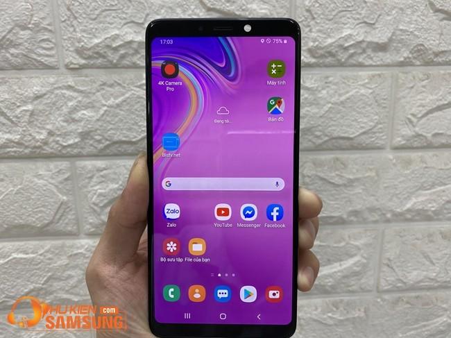 thay mặt kính Samsung A9 2018 giá bao nhiêu