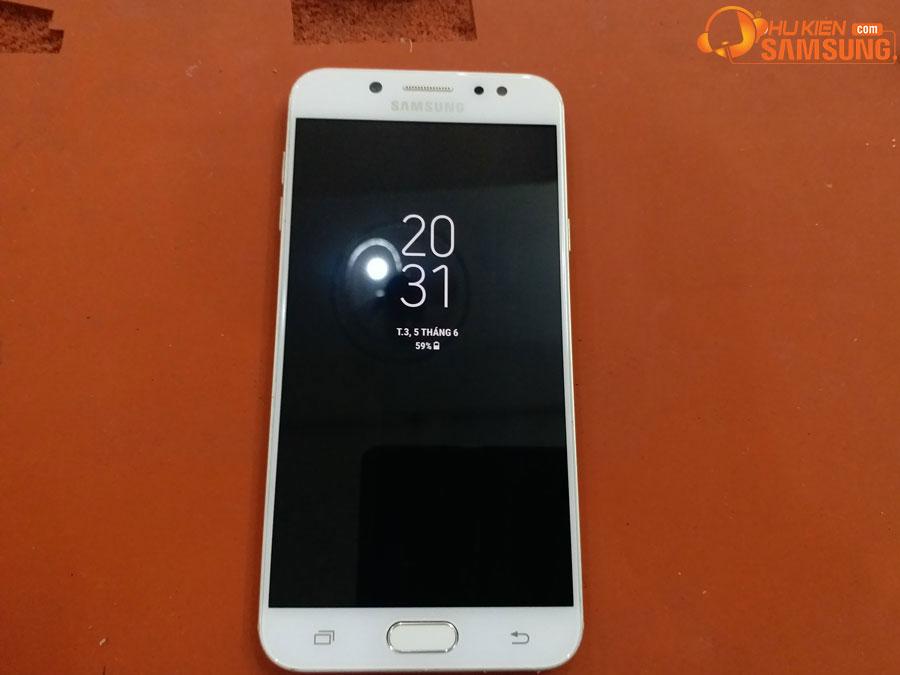 Thay mặt kính Galaxy J7 Plus chính hãng