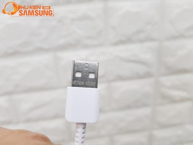 cáp sạc Samsung S10 chính hãng giá rẻ