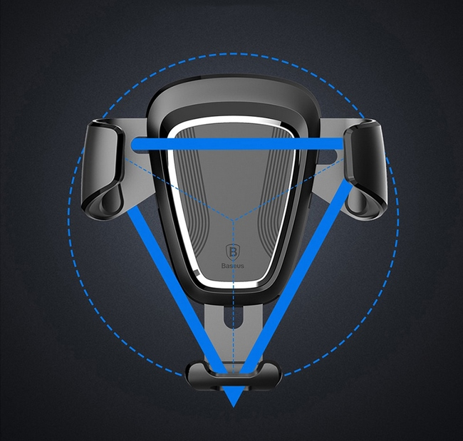 Giá đỡ điện thoại trên Ôtô Baseus Gravity
