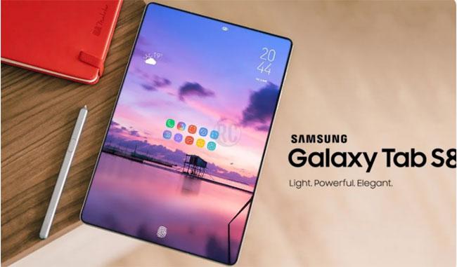 Giá và thông số kỹ thuật Samsung Galaxy Tab S8 Ultra, Tab S8+, Tab S8