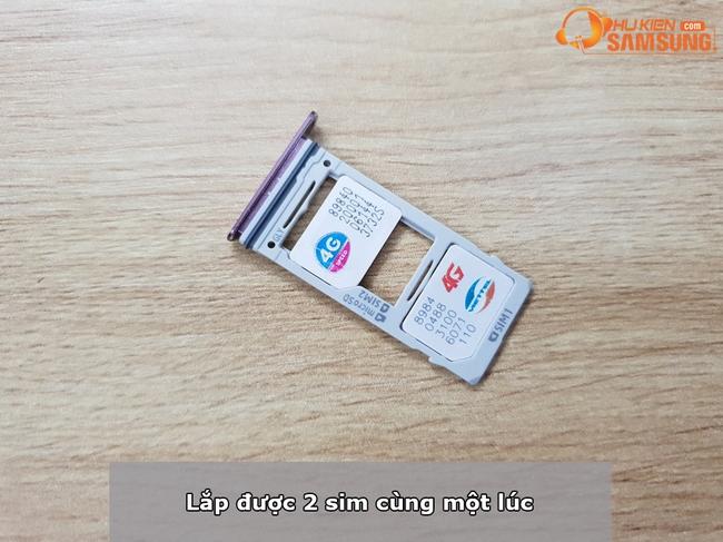 Khay sim và thẻ nhớ Galaxy S9 chính hãng