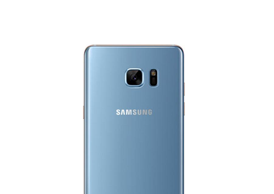 Kính camera sau Galaxy Note FE chính hãng