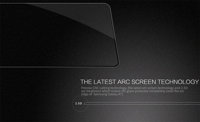 kính cường lực Samsung A71 Nillkin chính hãng