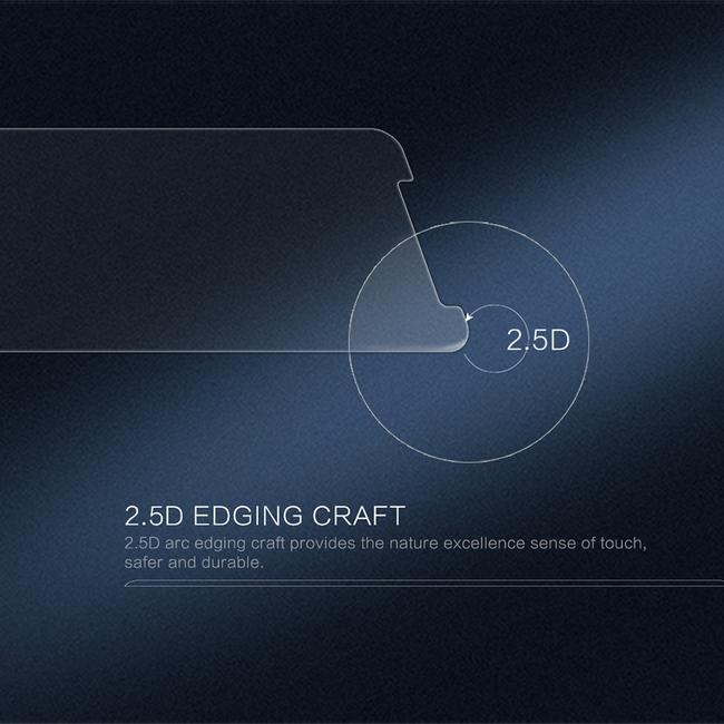Kính cường lực Galaxy J7 Plus hiệu Nillkin Amazing H+ Pro