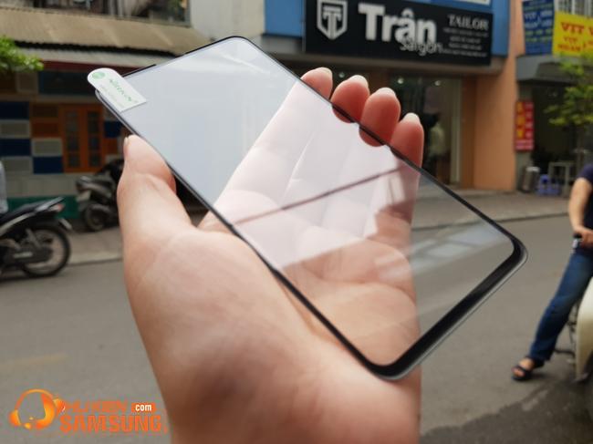 kính cường lực samsung S10e Nillkin 3D CP+ mã phun màn hình giá rẻ