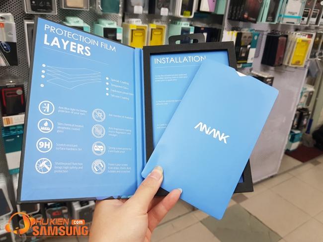 Kính cường lực Samsung S10 ANANK hcm