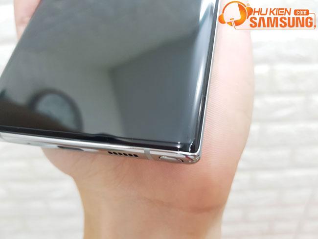kính cường lực Samsung Note 10 Plus Full keo UV hiệu T-Max