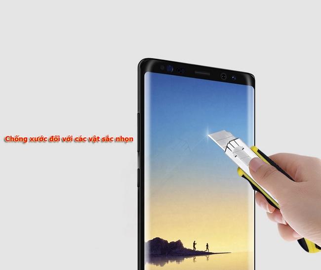 Kính cường lực Galaxy Note 8 hiệu Nilkin CP+ MAX