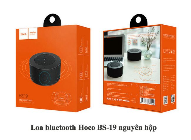 Loa bluetooth Hoco BS19