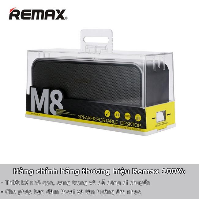 Loa bluetooth Remax M8 chính hãng