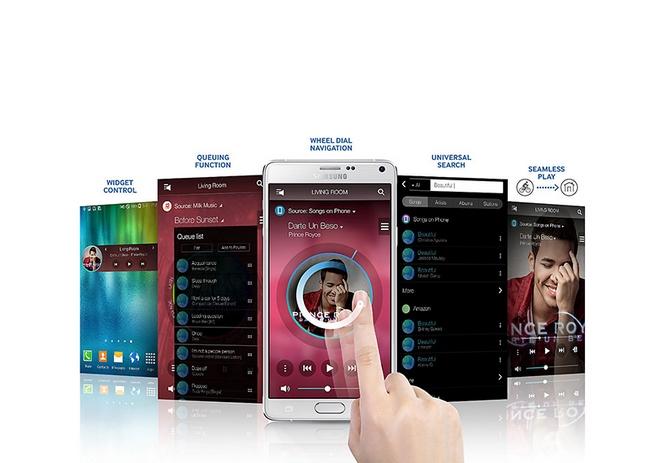 Loa không dây Samsung 360