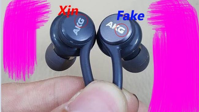 logo tai nghe s8 chính hãng