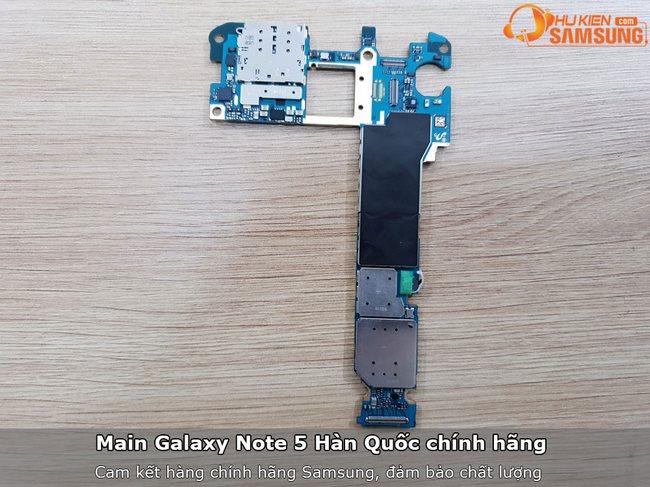 Thay main Galaxy Note 5 Hàn Quốc chính hãng