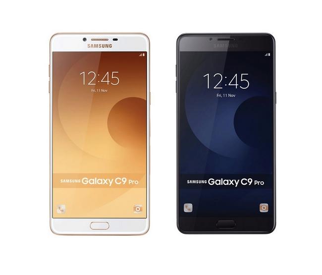 Phím home Galaxy C9 Pro