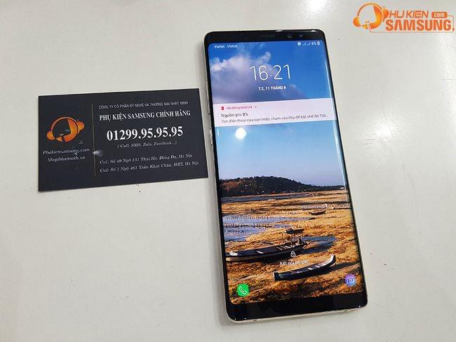 Thay mặt kính màn hình Galaxy Note 8 chính hãng