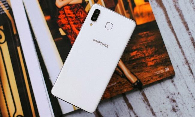 Galaxy A8 Star đang rất được chờ đón