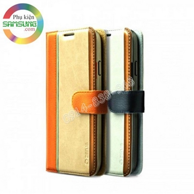 Bao da Galaxy S4 Zenus Fast Track Diary Collection