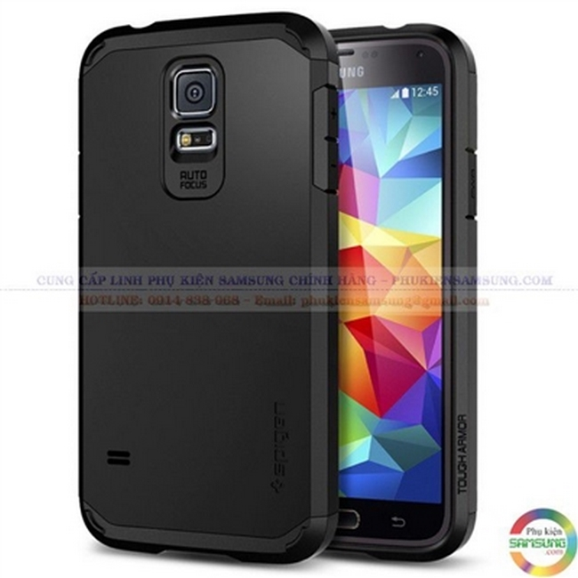 Ốp lưng Galaxy S5 Touch Armor