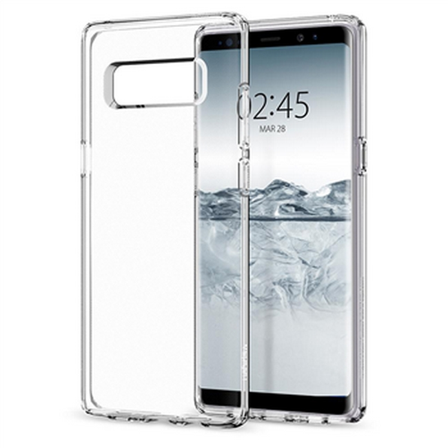 Ốp lưng Galaxy Note 8 Spigen Liquid Crystal