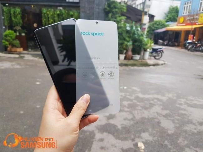 miếng dán màn hình S20 Fe PPF tốt ở Hà Nội, TPHCM