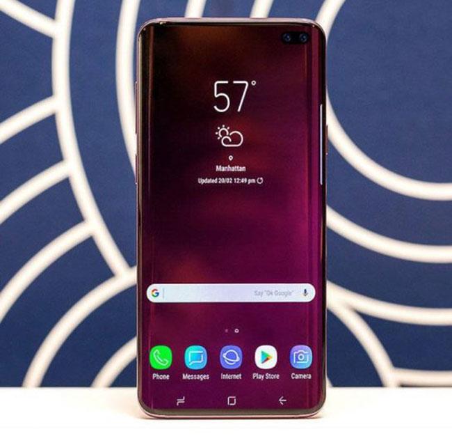 dán màn hình Galaxy S10 E chính hãng
