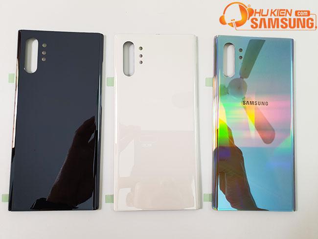 Thay nắp lưng Galaxy Note 10 Plus  Note 10 Plus 5G chính hãng