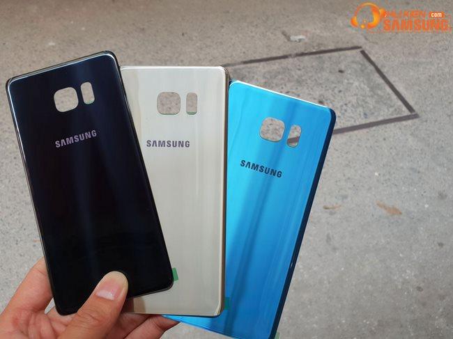 Nắp lưng Samsung Note FE chính hãng