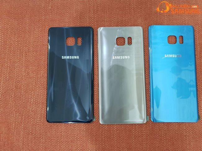Nắp lưng Samsung Note FE