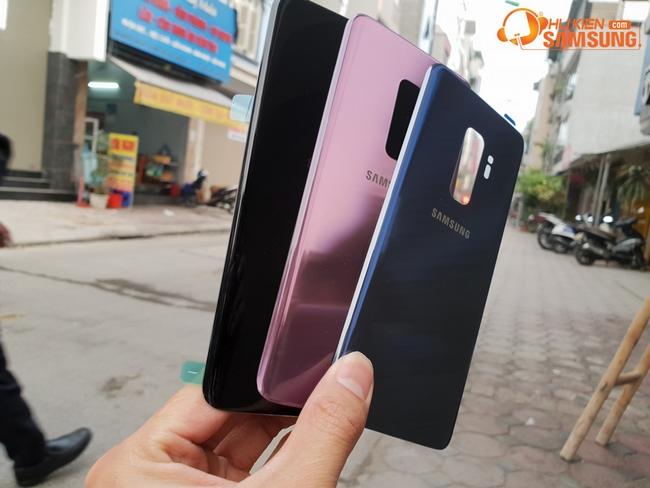 Nắp lưng Samsung Galaxy S9 Plus chính hãng