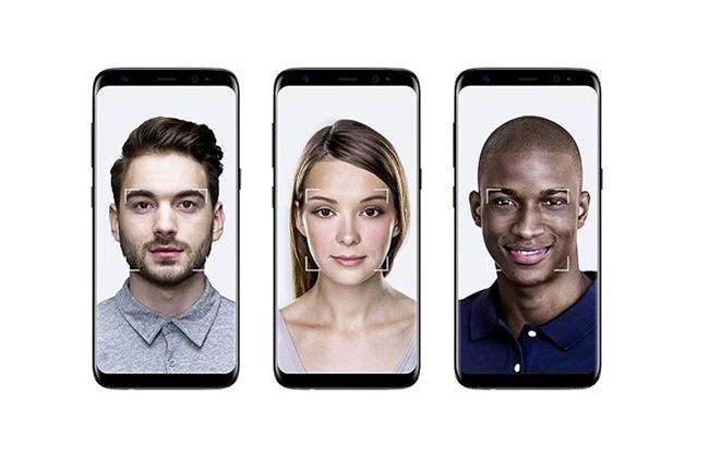 Samsung Galaxy A8 Star có tính năng nhận diện khuôn mặt