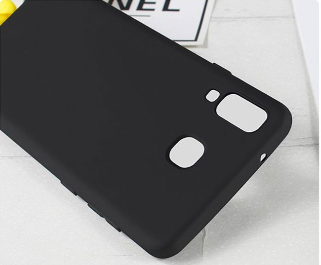 Ốp lưng A8 Star silicon màu hiệu OUcase