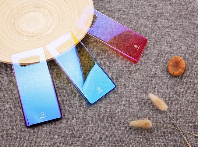 Ốp lưng đổi màu Galaxy Note 8 hiệu Basues