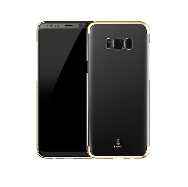Ốp lưng trong suốt Galaxy S8 Plus hiệu Baseus Glitter