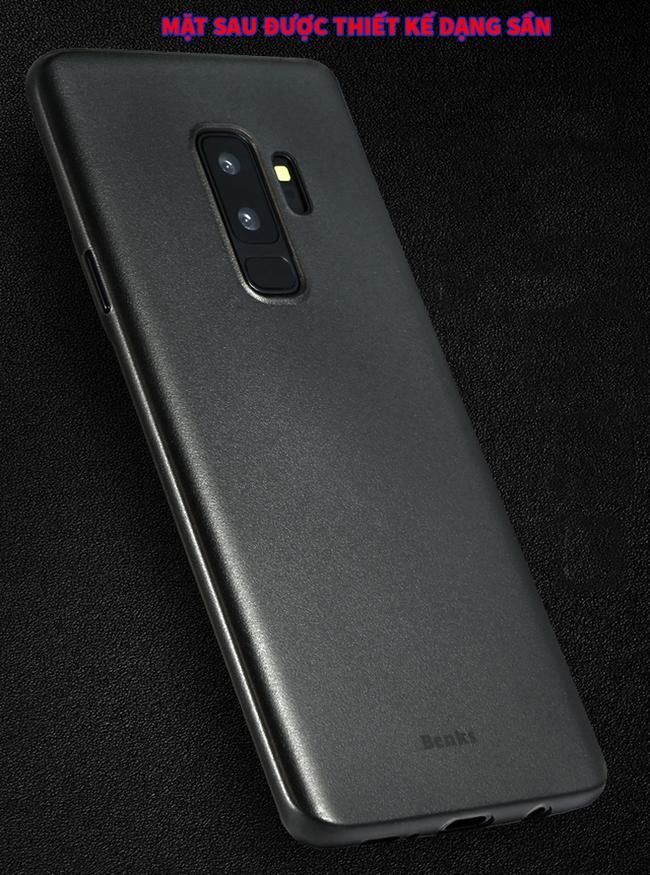 Ốp lưng siêu mỏng Galaxy S9 Plus hiệu Benks