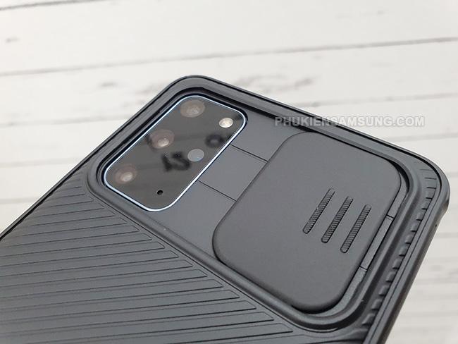 ốp lưng Samsung S20 Plus| S20+ 5G Nillkin CamShield Pro