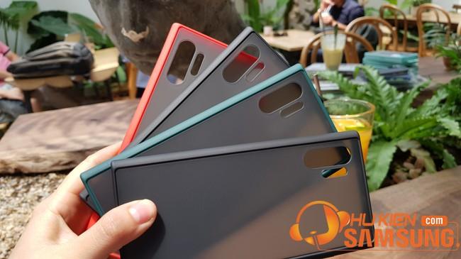 giá ốp lưng chống sốc likgus Note 10 Plus chính hãng