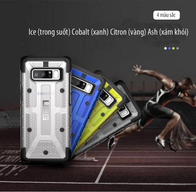 Ốp lưng chống sốc Galaxy Note 8 UAG Plasma
