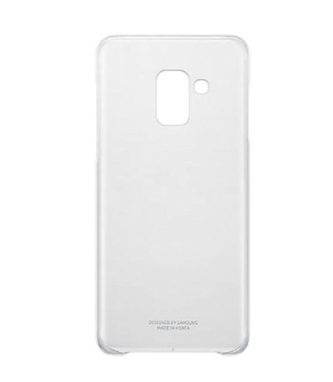 Ốp lưng Clear Cover Galaxy A8 chính hãng
