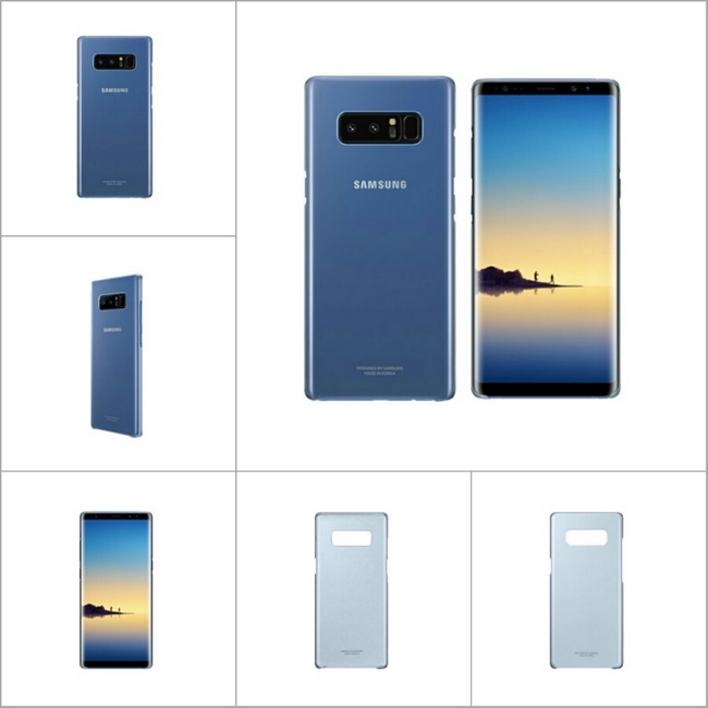 Ốp lưng Clear Cover Galaxy Note 8