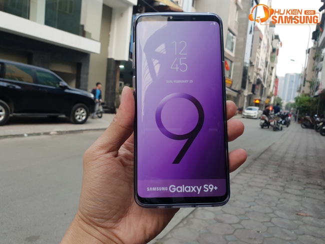 ốp lưng Clear Cover Galaxy S9 Plus