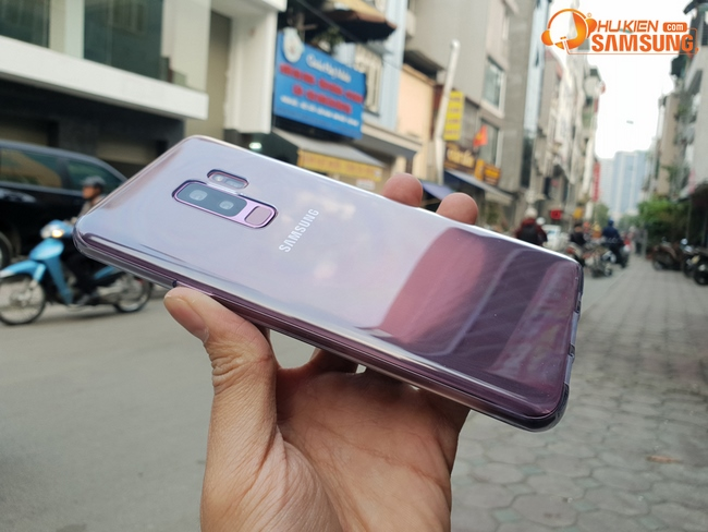 ốp lưng Clear Cover Samsung S9 Plus