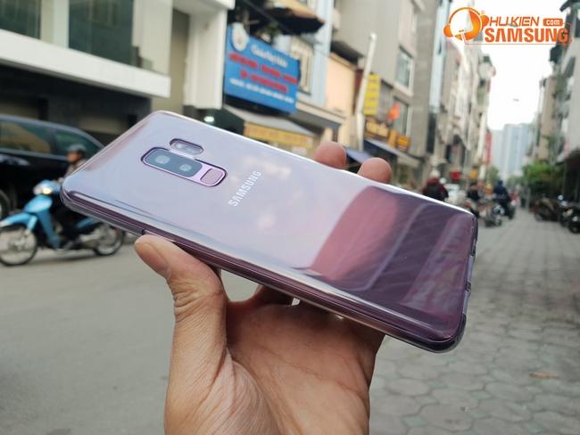 ốp lưng Clear Cover Samsung S9 Plus chính hãng giá rẻ