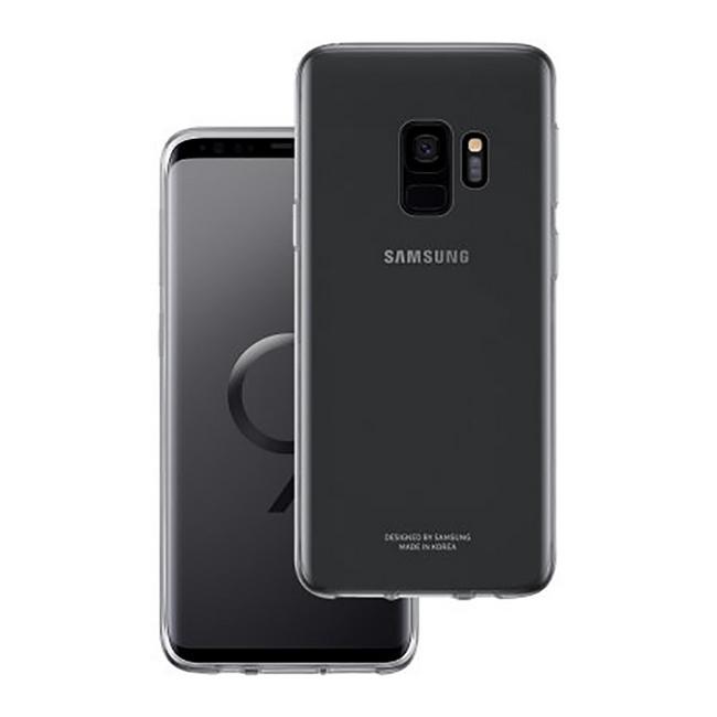 Ốp lưng Clear Cover Samsung Galaxy S9 chính hãng